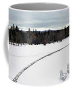 Berkshires Winter 2 - Massachusetts Coffee Mug