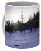 Berkshires Winter 5 - Massachusetts Coffee Mug