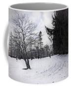 Berkshires Winter 9 - Massachusetts Coffee Mug
