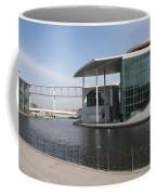 Berlin Government Building - Germany Coffee Mug