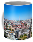 Berlin Panorama Coffee Mug