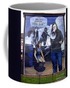 Bernadette Devlin Mural Coffee Mug
