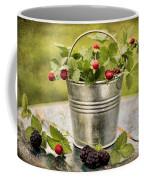 Berries Coffee Mug by Darren Fisher