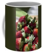 Berries In The Kitchen Coffee Mug