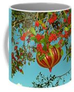 Berry Christmas Coffee Mug
