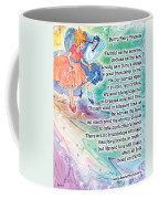 Berry Fairy Friends Poem Coffee Mug