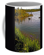 Berry Hill Pond In Gros Morne Np-nl Coffee Mug