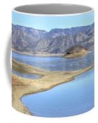 Berryessa Lake Coffee Mug