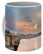 Berwick And Its Old Bridge Coffee Mug