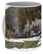 Beside The Animas River Coffee Mug