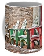 Best Seats In Town Coffee Mug