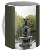 Bethesda Fountain Central Park Nyc Coffee Mug
