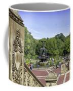 Bethesda Fountain V - Central Park Coffee Mug