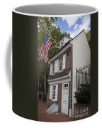 Betsy Ross House Philadelphia Pennsylvania Coffee Mug
