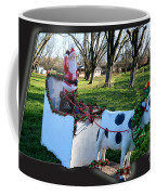 Betsy The Red Nose Moo-cow Coffee Mug