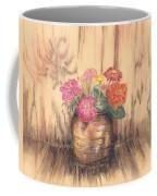 Betsy's Flowers 2 Coffee Mug