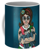 Betty Jeans Beatles Coffee Mug