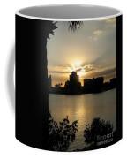 Between Day And Night Coffee Mug