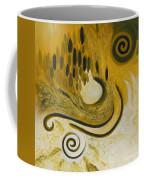 Between Heaven And Hell Coffee Mug