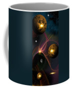 Betwixt 2 And 4 Coffee Mug
