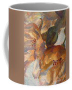 Bev's Blossoms Coffee Mug