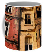 Beyoglu Old Houses 01 Coffee Mug