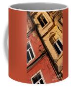 Beyoglu Old Houses 03 Coffee Mug