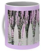 Beyond A Garden's Picket Fence Coffee Mug