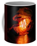 Beyond Light Zen Meditation Connection  Coffee Mug