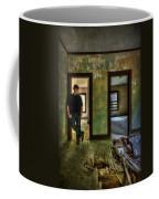 Beyond Regrets Of The Past Coffee Mug by Evelina Kremsdorf
