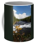 Beyond The Falls Coffee Mug
