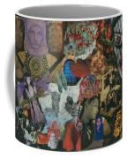 Beyond The Mask Coffee Mug
