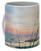Beyond The Sand Coffee Mug by Hanne Lore Koehler