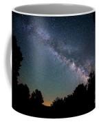 Beyond The Tree Tops Coffee Mug