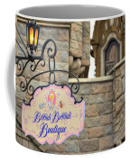 Bibbidi Bobbidi Boutique Coffee Mug