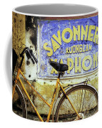 Bicycle 01 Coffee Mug