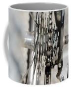 Bicycle Cassette Coffee Mug