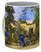 Bicycle In Santa Fe Coffee Mug