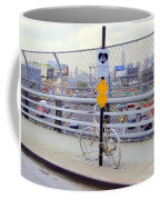Bicycle Memorial Coffee Mug