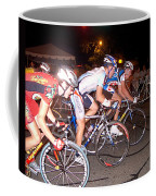 Bicycle Race By Jan Marvin Coffee Mug