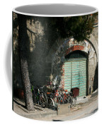 Bicycle Stop Coffee Mug