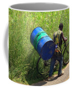 Bicycle Strain Coffee Mug