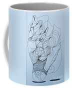 Biding Time - Doodle Coffee Mug