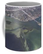 Bidr's Eye View Of Beautiful Miami Beachfront Coffee Mug