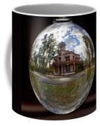 Bidwell Mansion Through A Glass Eye Coffee Mug