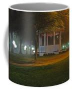 Bienville Square Grandstand In A Foggy Mist Coffee Mug