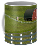 Big Barn Little Companion  Coffee Mug