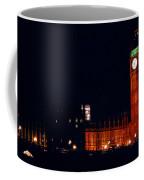 Big Ben At Night Coffee Mug