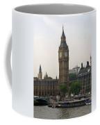 Big Ben From The Eye Coffee Mug
