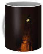 Big Ben In Rainy Night Coffee Mug